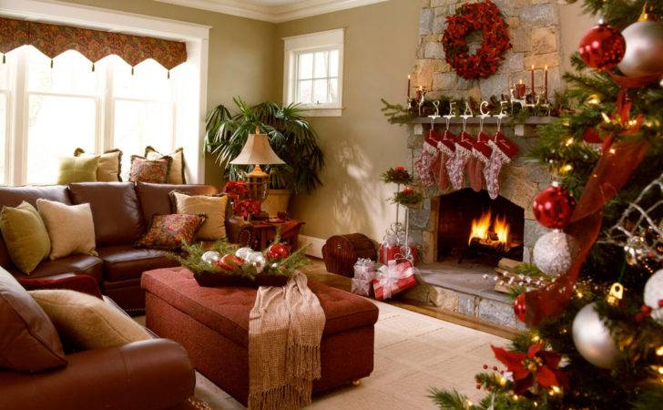 Fantastic Living Room Christmas Decoration Ideas All