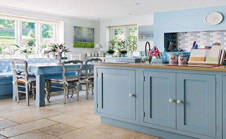 Farrow Ball Dining Room Country Kitchen Painted