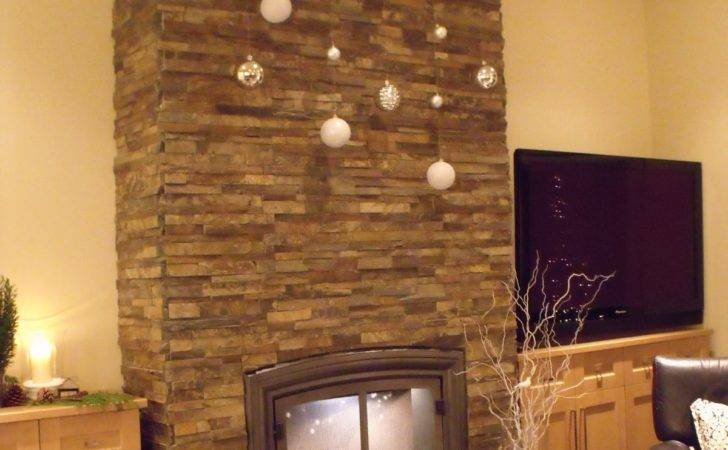 Feature Wall Chimney Breast