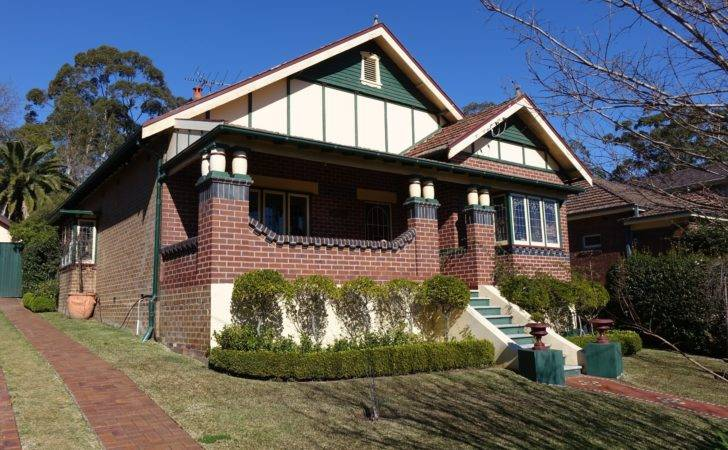 Federation Building Reports Sydney Bungalow