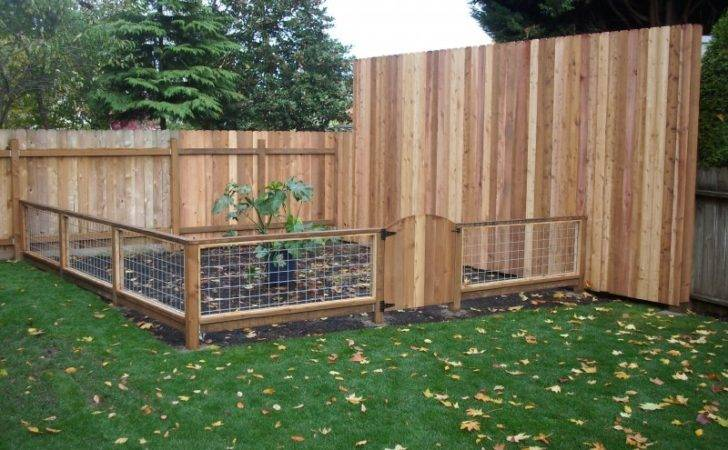 Fencing Regan Landscapes