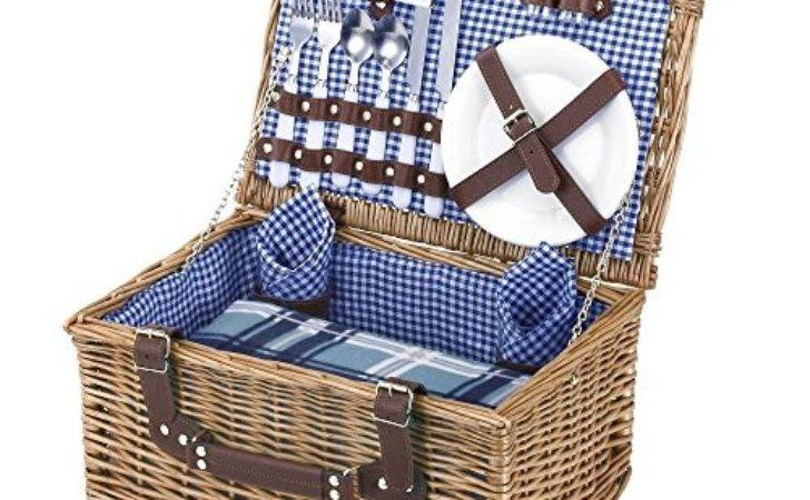 Find Cheap Vonshef Deluxe Person Traditional Wicker