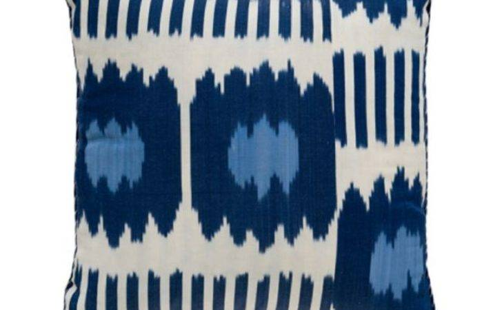 Find Perfect Ikat Pillows Madeline Weinrib Lovely