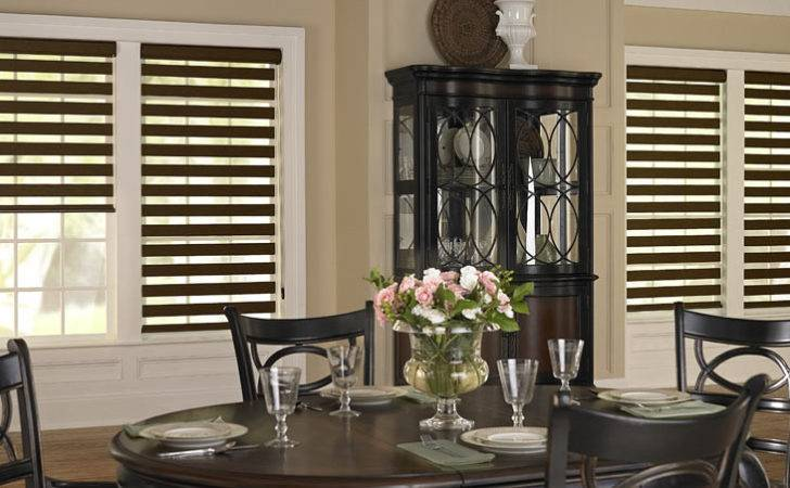 Find Simply Sheer Shades Your Dining Room Day