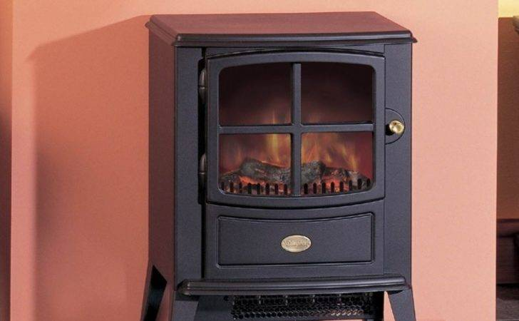 Firegrate Standing Compact Electric Stove