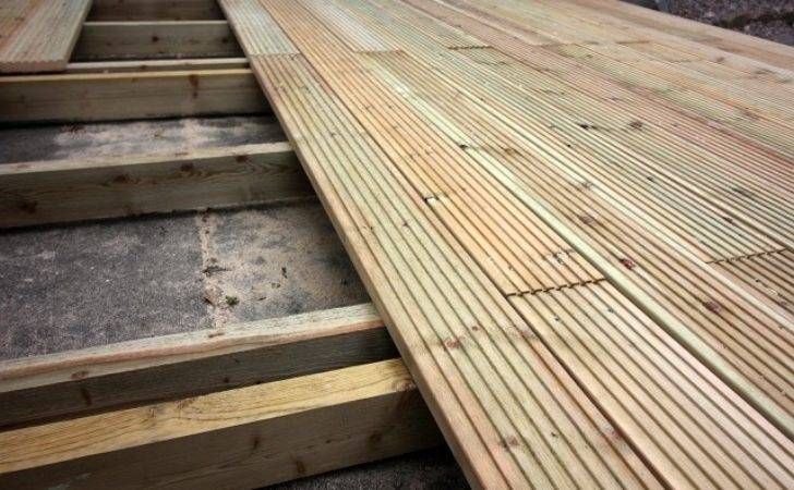 Fit Decking Your Garden Wild Tide