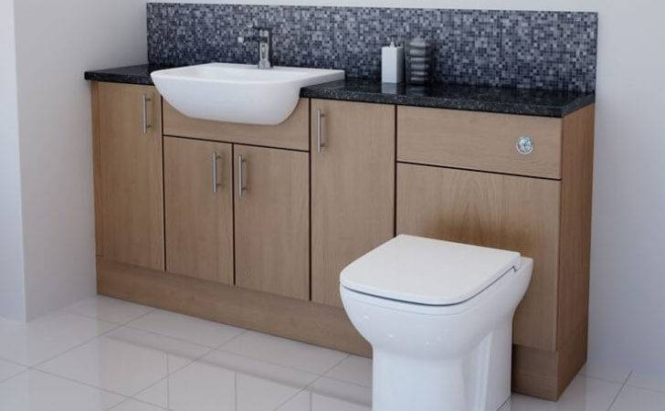 Fitted Bathroom Furniture Decor Ideas