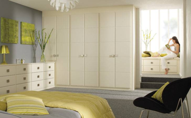 Fitted Bedroom Furniture Raya