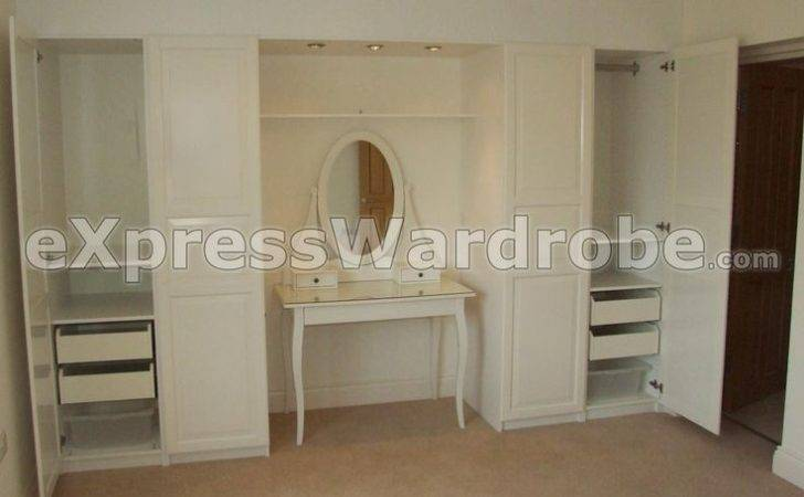 Fitted Bedroom Units Design Ideas