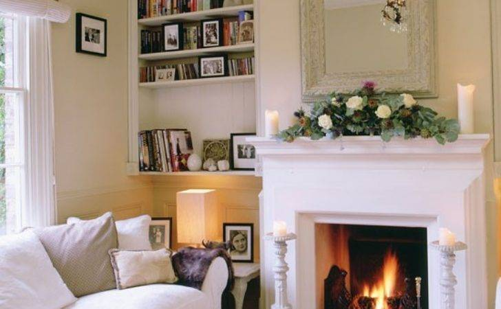 Fitted Bookcase Clever Designs Alcoves Housetohome