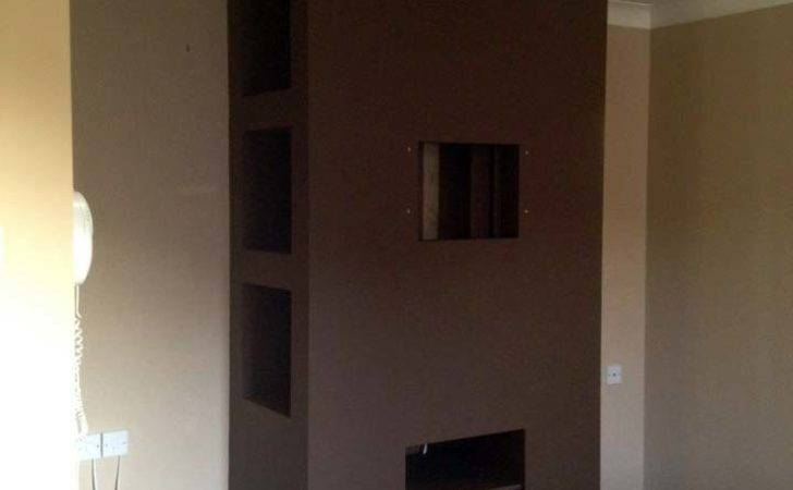 Fitted Wardrobes Chimney Breast Addition
