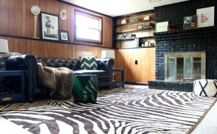 Five Ways Decorate Room Wood Paneling