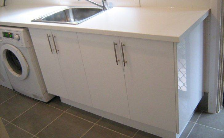 Flat Pack Laundry Cupboards Bunnings Mariaalcocer