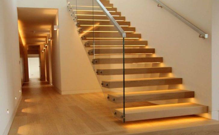 Floating Staircase Allarchitecturedesigns