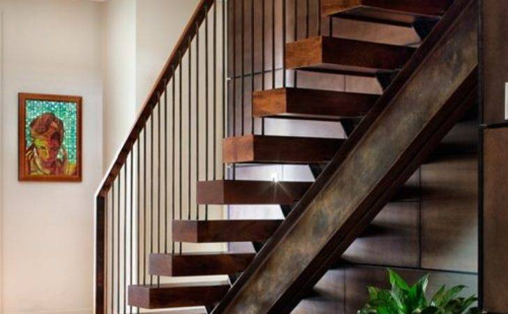 Floating Stairs Cost Home Design Ideas Renovations Photos