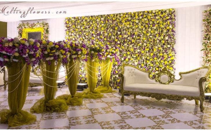 Floral Decoration Your Day Wedding Decorations