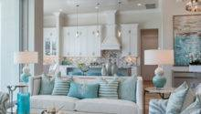 Florida Beach House Turquoise Interiors Home Bunch