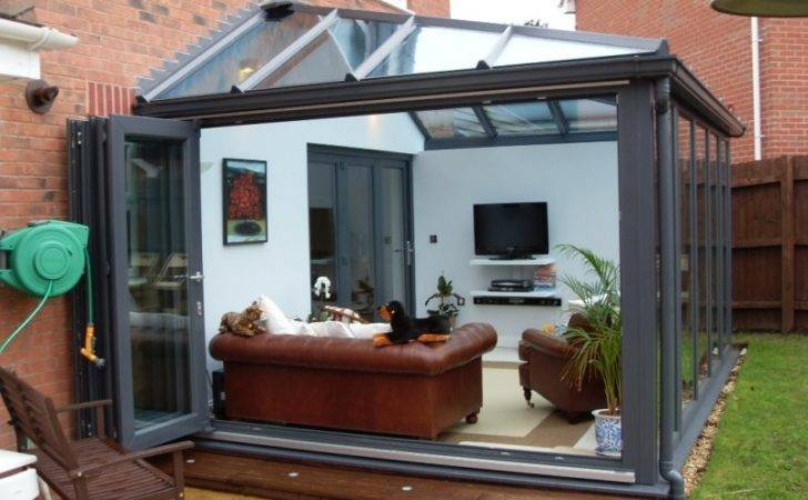 Fold Doors Arena Conservatories Quality Affordable