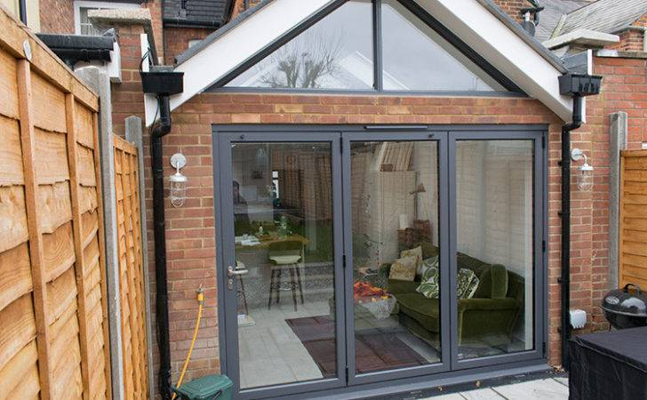 Fold Doors Enfield North London