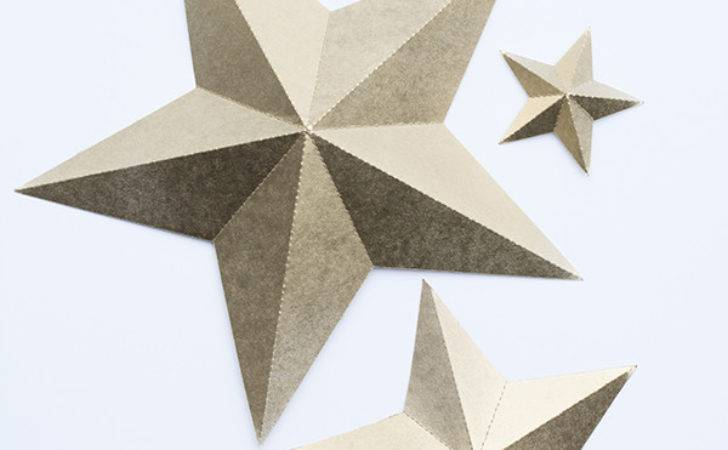 Foldable Stars Downloadable Cuckoo Design