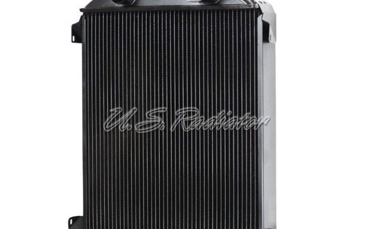 Ford Radiator Cool Craft