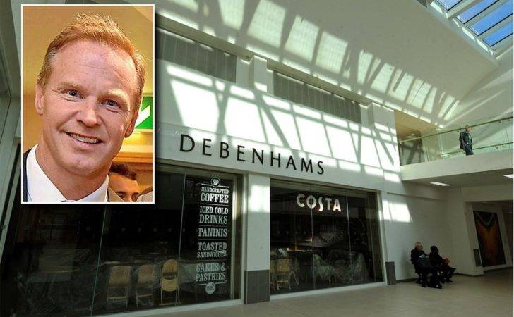 Former Wolves Star Jody Craddock Open New Debenhams