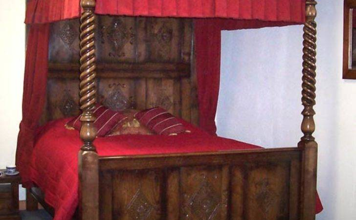 Four Poster Bed Canopy Beds Oak Country Furniture