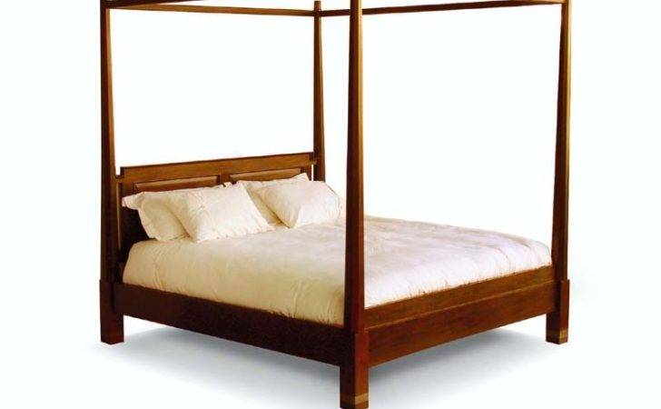 Four Poster Bed Easy Home Decorating Ideas