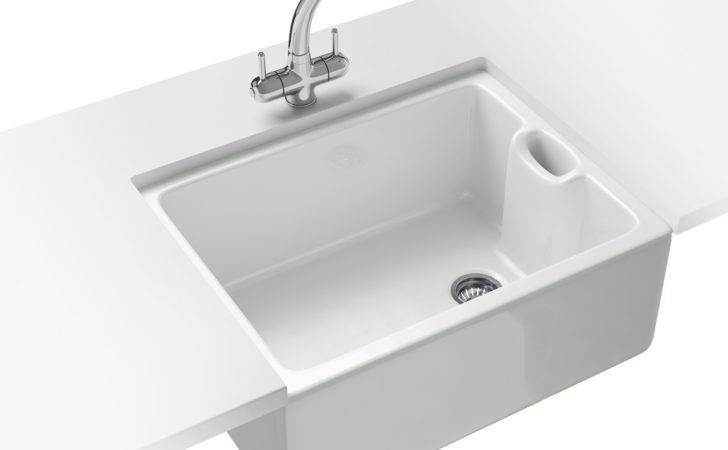 Franke Belfast Propack Bak Ceramic White Kitchen Sink