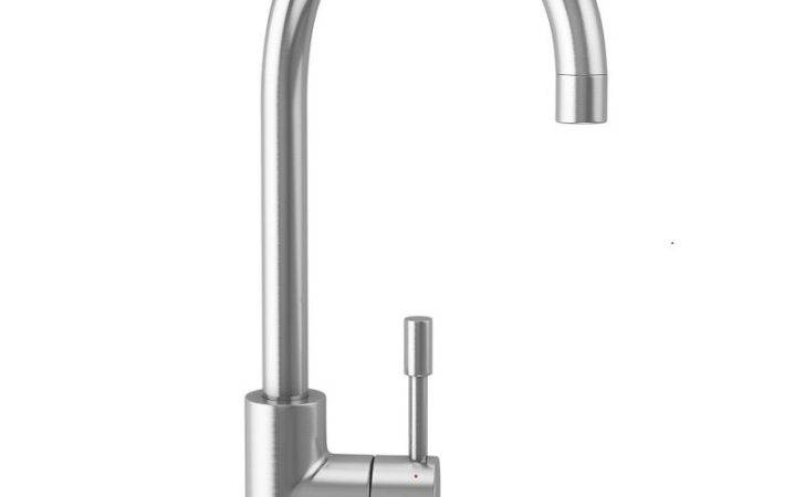 Franke Eos Stainless Steel Kitchen Tap