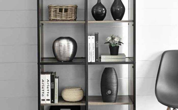 Freestanding Shelving Systems Double Room