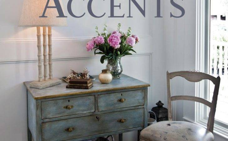 French Accents Decorate Your Home