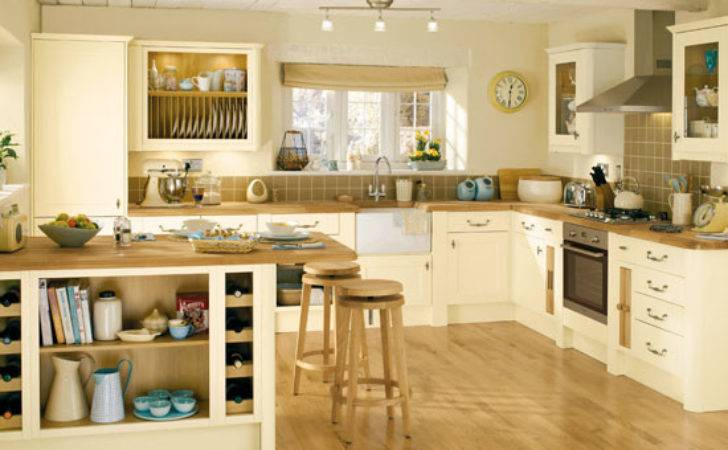 French Country Cream Kitchen Kitchenidease