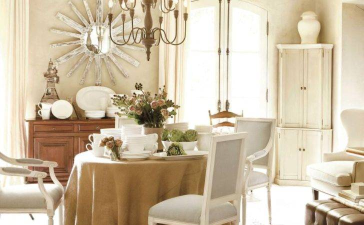 French Country Dining Table Elegant