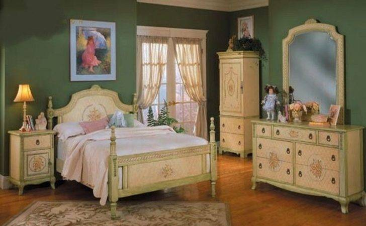 French Country Girl Bedroom Adorable