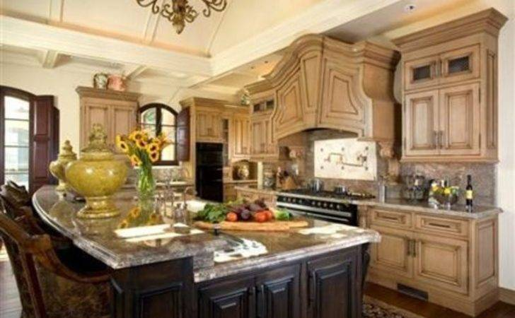 French Country Kitchen Decor Interior Design Decorating