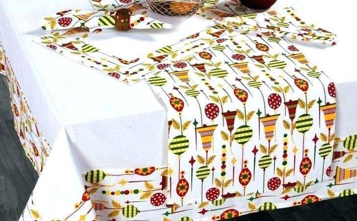 French Country Tablecloths