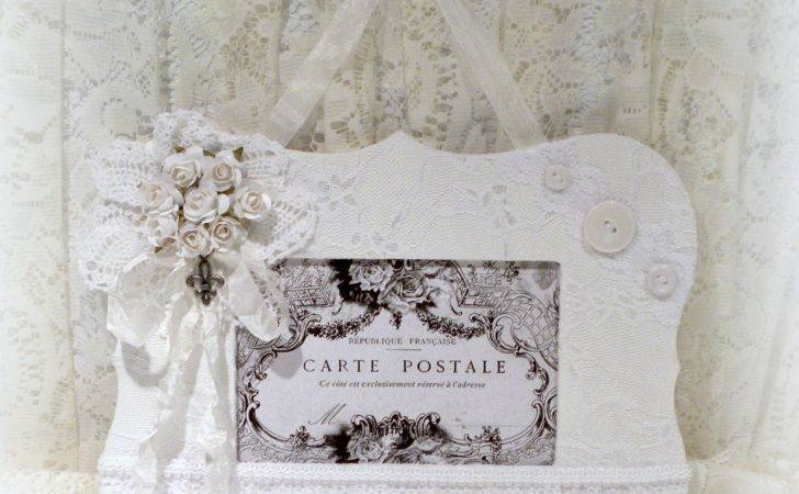 French Country Wall Decor Paris Shabby Chic