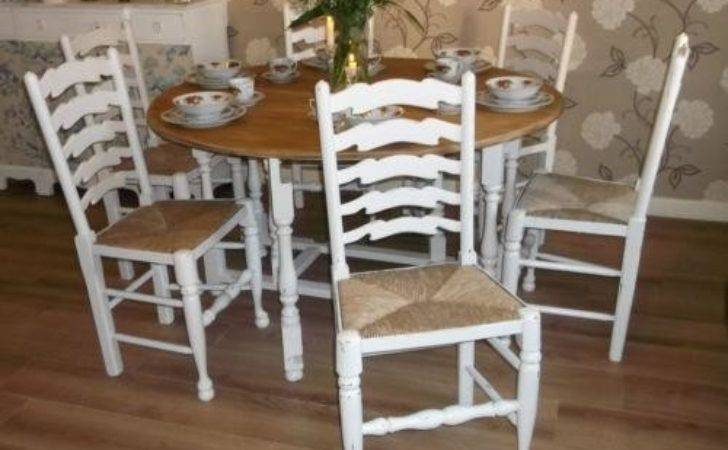 French Dining Table Chairs Ebay