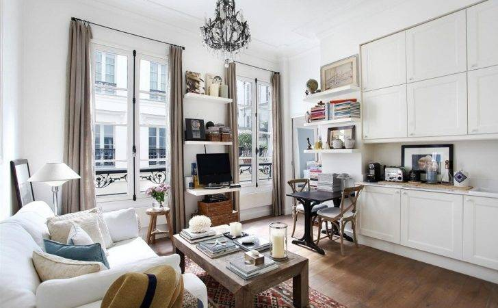 French Interior Design Beautiful Parisian Style