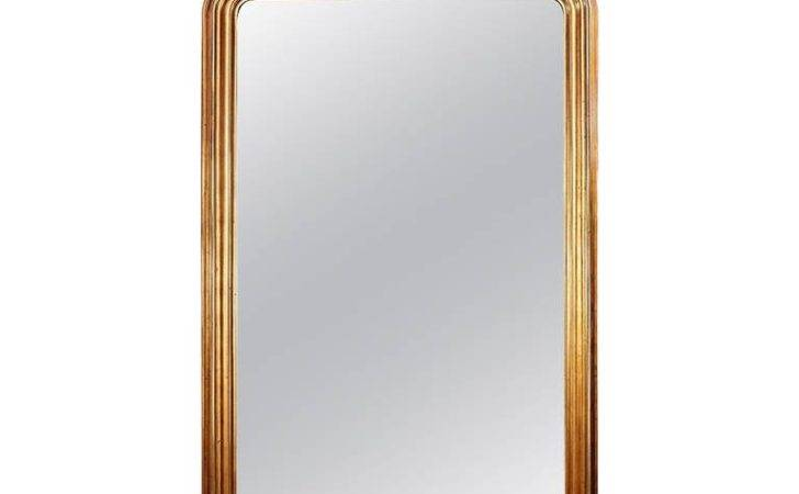 French Louis Philippe Large Mantle Mirror Stdibs
