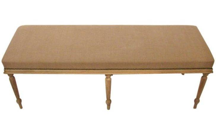 French Louis Xvi Style Painted Bench Stdibs