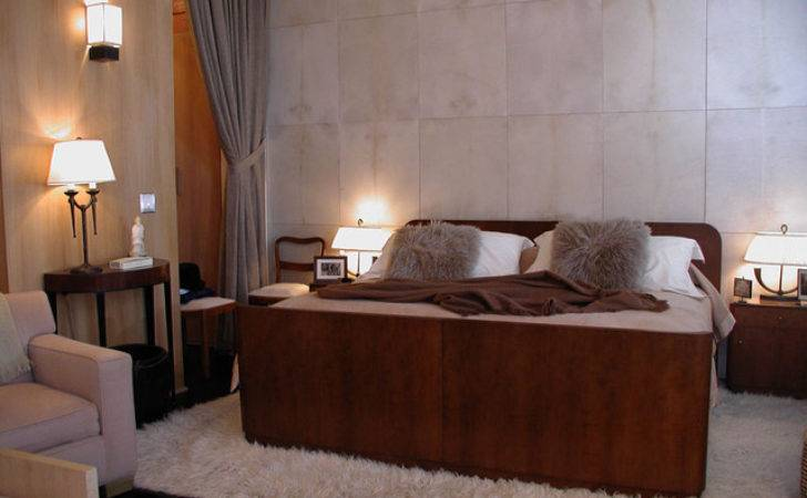 French Modern Style Master Bedroom