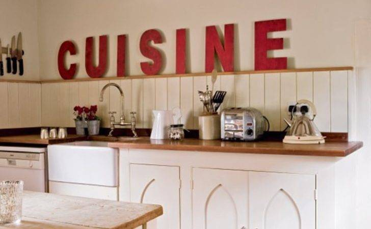 French Rustic Style Kitchen Kitchens Ideas
