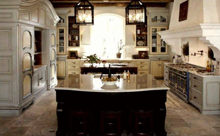 French Rustic Style Kitchen