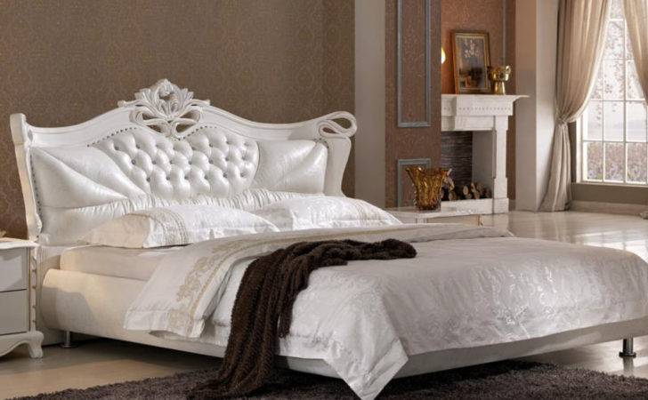 French Style Bedroom Furniture Design Decorating