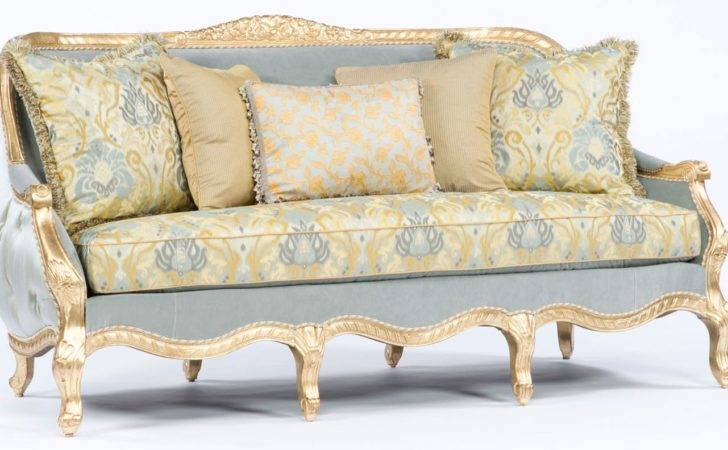 French Style Couch Design Decoration