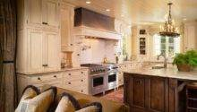 French Style Kitchen Atlanta Morgan Creek