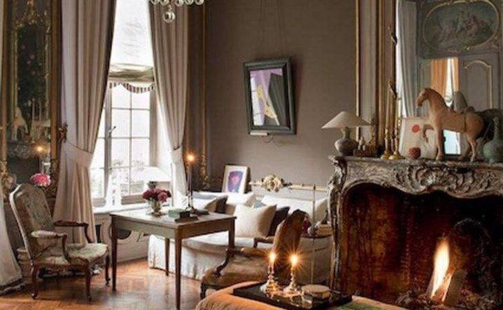 French Style Living Room Design Ideas Onechitecture