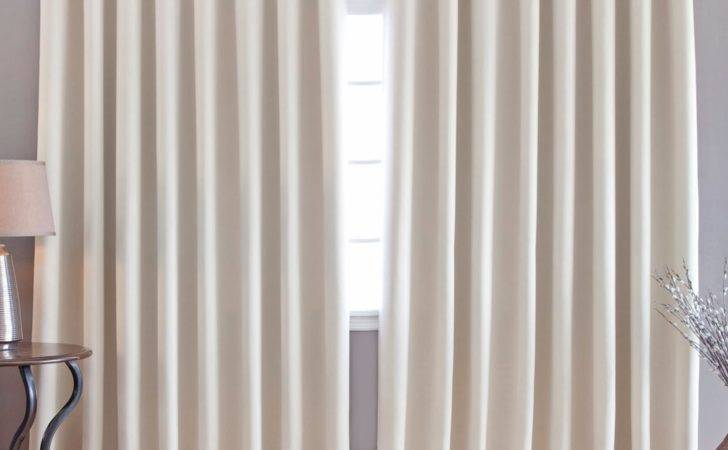 Fresh Extra Wide Blackout Curtains